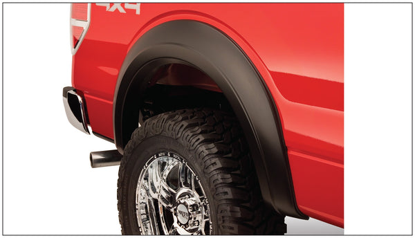 Bushwacker  20070-02 Fender Flares  Rear Extend-A-Flare Style Image 1 GarageMAD4X4