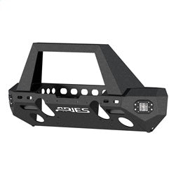 Aries - TrailChaser Alu. LED. Bull Bar Bumper Side - 2082046 - MAD4X4