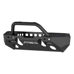 Aries - TrailChaser Alu. Bumper Side - 2082054 - MAD4X4