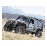 Aries - TrailChaser Steel LED. Bull Bar Bumper Jeep Side - 2082056 - MAD4X4