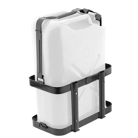 Smittybilt 5 Gallon Jerry Gas Can Holder (Black) - 2798 Garage MAD4X4