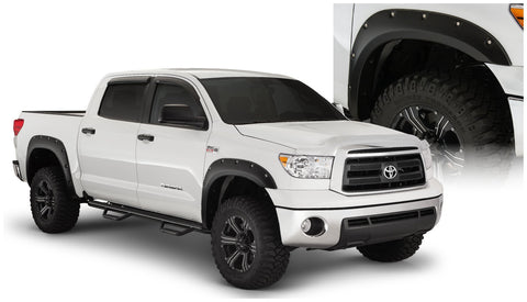 Bushwacker  30911-02 Fender Flares  Front & Rear Sets Pocket Style Image 1 GarageMAD4X4