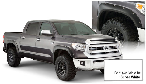 Bushwacker  30918-13 Fender Flares  Front & Rear Sets Pocket Style Image 1 GarageMAD4X4
