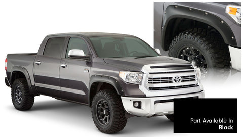 Bushwacker  30918-33 Fender Flares  Front & Rear Sets Pocket Style Image 1 GarageMAD4X4