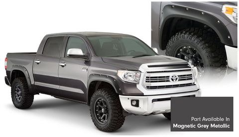 Bushwacker  30918-63 Fender Flares  Front & Rear Sets Pocket Style Image 1 GarageMAD4X4