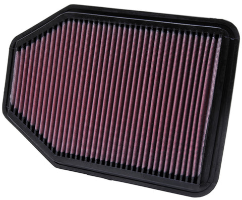 K&N Filters 33-2364 | Washable Air Filter | Image 1