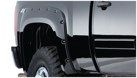 Bushwacker  40092-02 Fender Flares  Rear Set Pocket Style Image 1 GarageMAD4X4