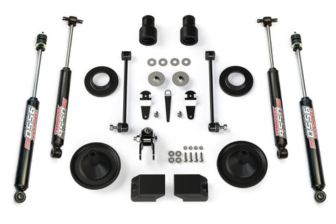 Teraflex | 2.50 Inch Budget Boost Lift  - 1255200 | MAD4X4