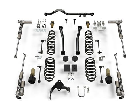 Teraflex - JKU 2.50 Inch Sport ST2 Kit w/ 3.1 Falcon Shocks  -  1312031