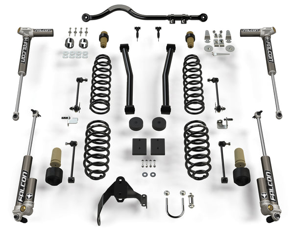 Teraflex - JK 2.50 Inch Sport ST2 Kit w/ 3.2 Falcon Shocks  -  1212032