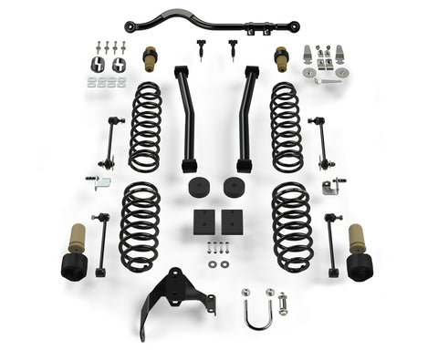 Teraflex - JKU 2.50 Inch Sport ST2 Kit w/ No Shocks -  1312000