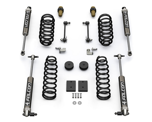 Teraflex | img of 1.50in. Sport ST1 Kit |2.1 Falcon Shocks  | 1211021