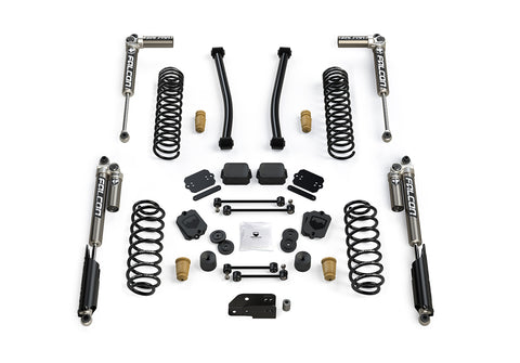 Teraflex - JLU 2.50 Inch Sport ST2 Kit w/ 3.1 Falcon Shocks  -  1512031