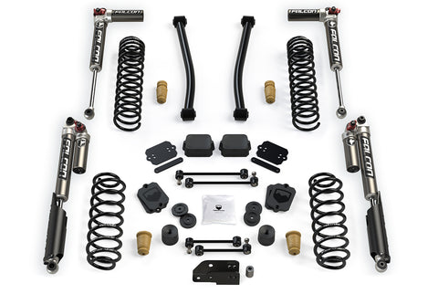 Teraflex - JLU 2.50 Inch Sport ST2 Kit w/ 3.3 Falcon Shocks  -  1512033