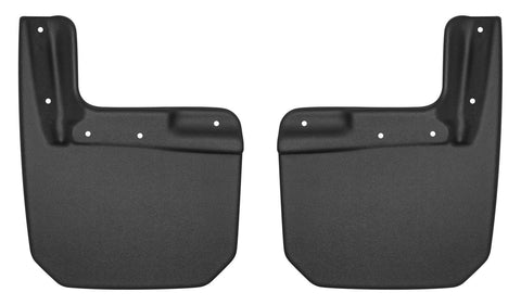 Husky - Liners Front Mud Guards For JL - Garage MAD4X4