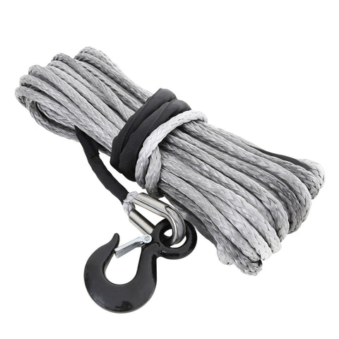 Image of Smittybilt XRC 92ft Synthetic Winch Rope - 97715