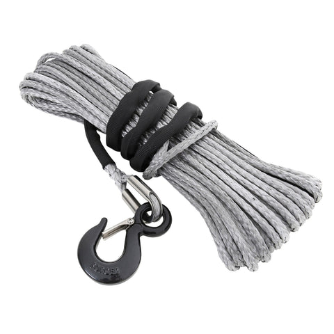 Image of Smittybilt XRC 100ft Synthetic Winch Rope - 97780