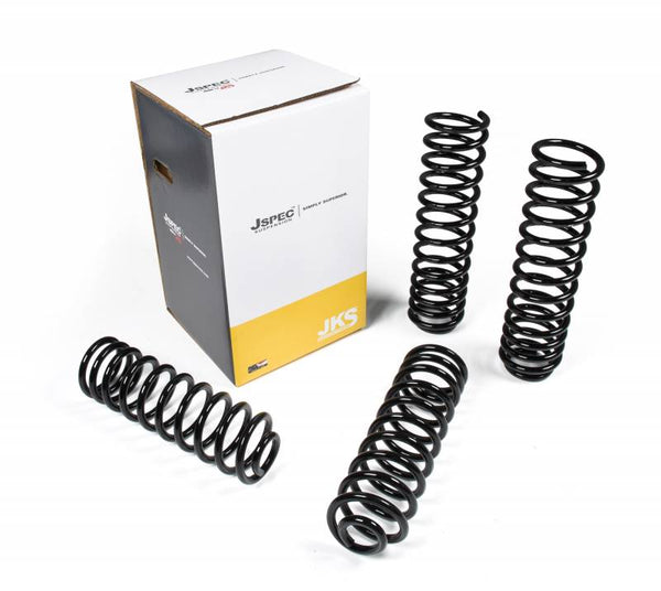 JKS - Coil Springs 2-1/2 Inch - Garage MAD4X4