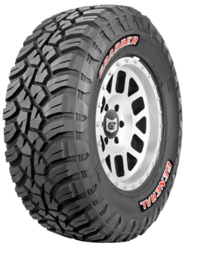 General Tire General Grabber X3 At MAD4X4
