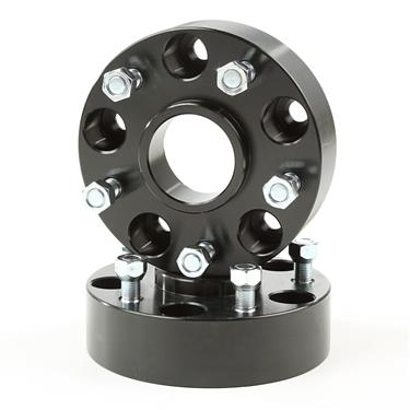 Rugged Ridge - Wheel spacer kit 5x5 1.75in - Garage MAD4X4