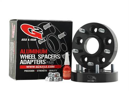 G2 Axle & Gear - Wheel spacer kit 5x5 1.5in - Garage MAD4X4