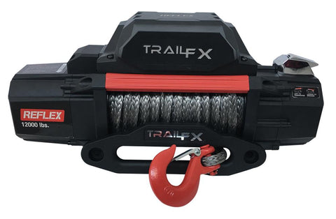 Image of TrailFX Reflex Winch 12k - WRS12B