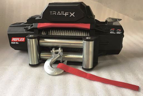 Image of TrailFX Reflex Winch 9.5k - WR95B