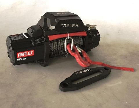 Image of TrailFX Reflex Winch 9.5k - WRS95B