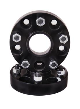 Rugged Ridge - Wheel spacer kit 5x5 1.5in - Garage MAD4X4
