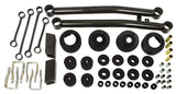 Daystar - 2 Inch Lift Kit Without Shocks JL - Garage MAD4X4