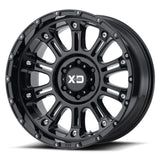 KMC WHEELS - Hoss 2 20x9 Gloss black - XD82929087300