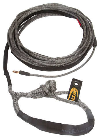 Image of Daystar 80ft Synthetic Winch Rope - KU10404BK
