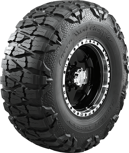 Nitto Tire Mud Grappler At MAD4X4
