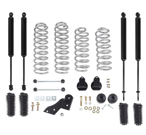 Image of Rubicon Express - 2.50 Inch Suspension Lift Kit - RE7121T