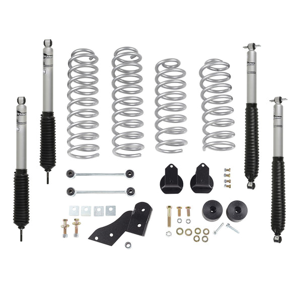 Image of Rubicon Express - 2.50 Inch Suspension Lift Kit - RE7141M