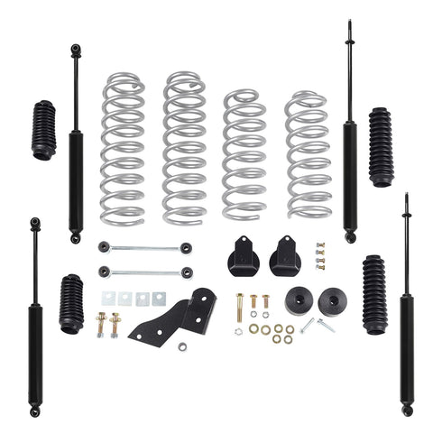 Image of Rubicon Express - 2.50 Inch Suspension Lift Kit - RE7141T