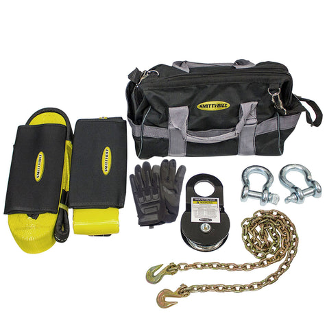 Smittybilt - img1 Premium Winch Accessory Bag - 2725