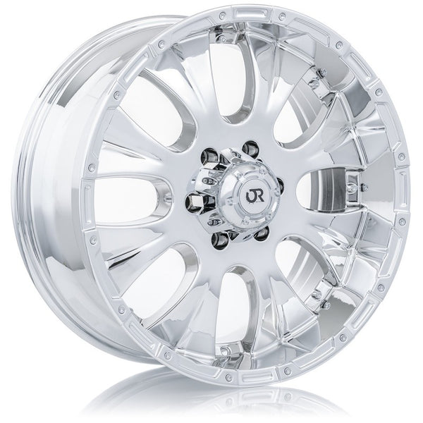 RTX WHEELS - Crawler Chrome - Garage MAD4X4
