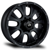 RTX WHEELS - Crawler Matte Black - Garage MAD4X4