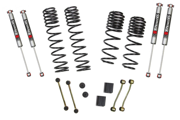 Skyjacker Suspension | image 1 | 2-2.50inch Lift Kit | Dual Rate | JL25RBPMLT