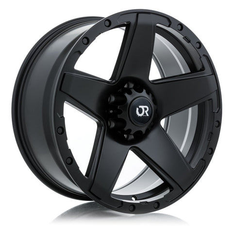 RTX WHEELS - Outlaw Satin Black - Garage MAD4X4