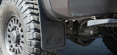 Image of AEV Ram Rear Splash Guards - 10308304AA