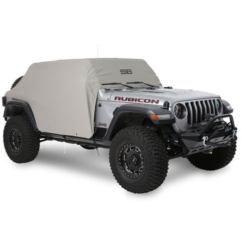 Front Image of Smittybilt - Cab Cover - 1071