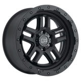 BLACK RHINO WHEELS – Barstow Matte Black – Garage MAD4X4