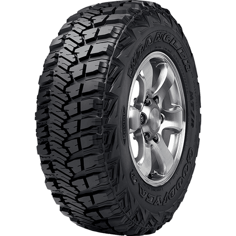 Goodyear Tire Wrangler MT/R with Kevlar At MAD4X4