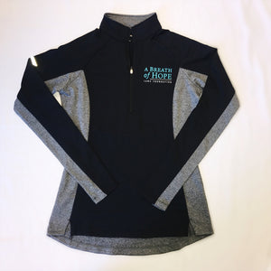 Ladies 1/4 Zip Jacket