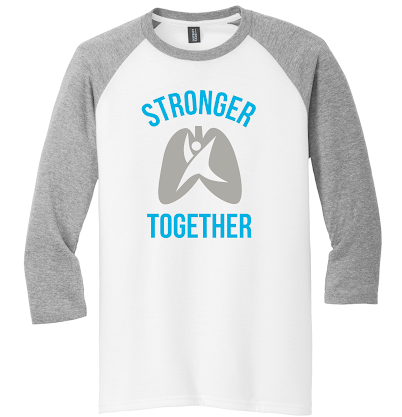 Stronger Together Baseball Tee