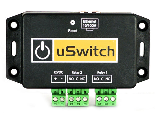 uSwitch | Control Anything Anywhere, Anytime Over the Web or Network