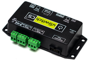 uSwitch CS - WiFI/Ethernet Web Controlled Relays and I/O