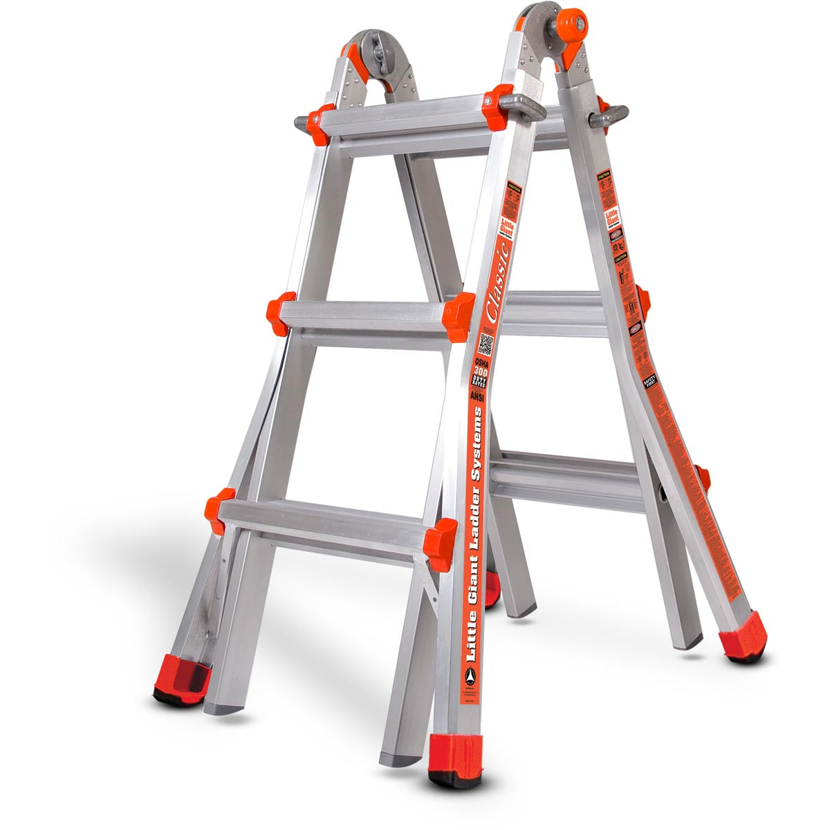 Little Giant Classic Ladder Type 1a Classic Ladders